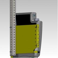 Панель для потолочного гаражного крепления VROOM