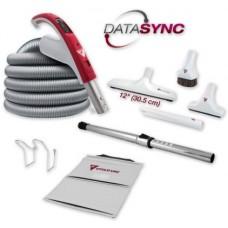 Уборочный комплект + шланг Сyclovac «DataSync», 10,7 м