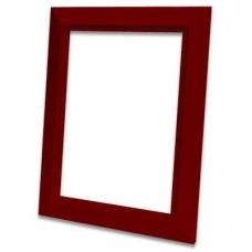 Декоративная рамка Deco (красная)