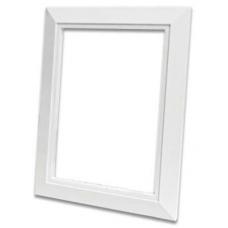 Декоративная рамка Deco (белая)